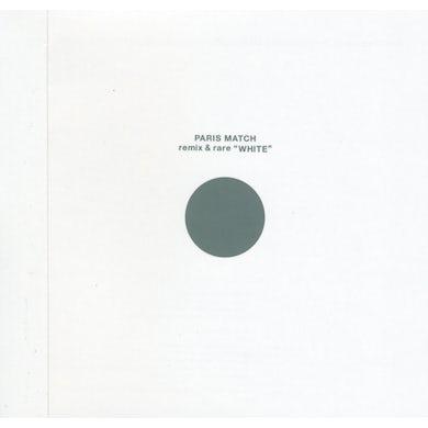 Paris Match REMIX & RARE WHITE CD