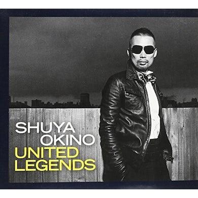 Shuya Okino UNITED LEGENDS CD