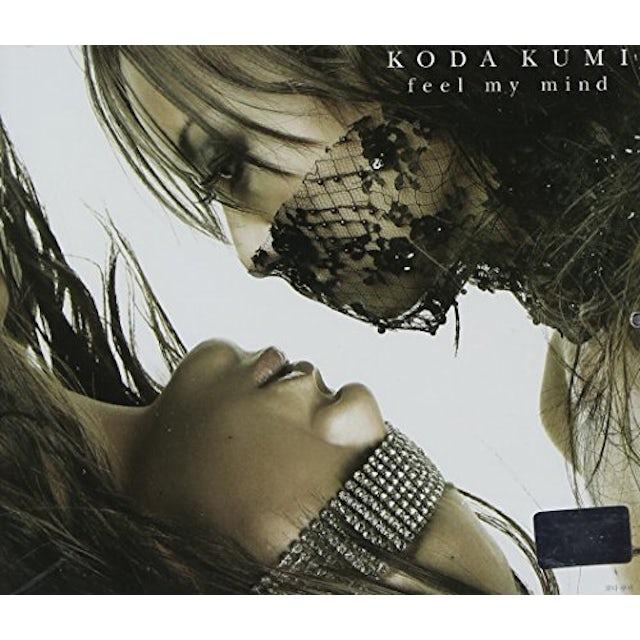 Koda Kumi FEEL MY MIND CD