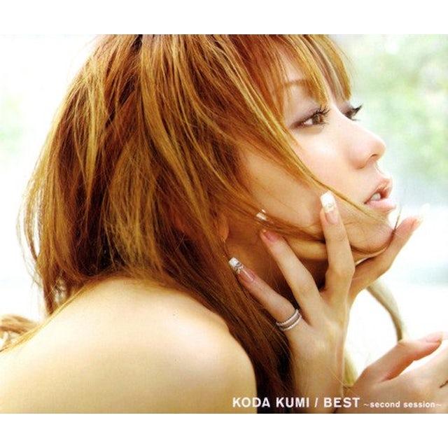 Koda Kumi BEST: SECOND SESSION CD