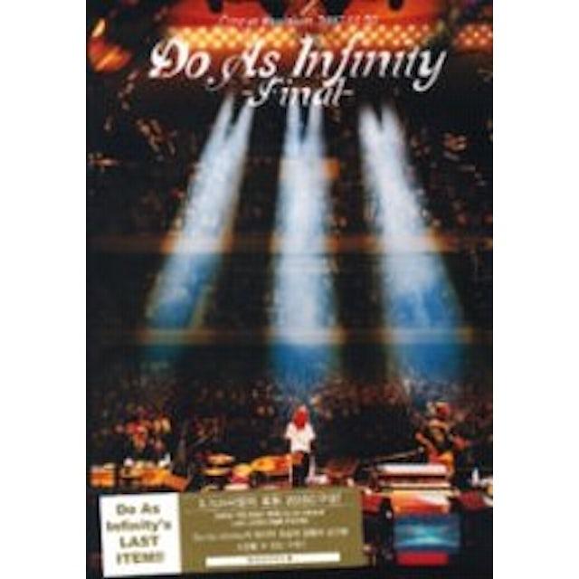 Do As Infinity FINAL CD