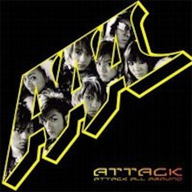 AAA ATTACK CD