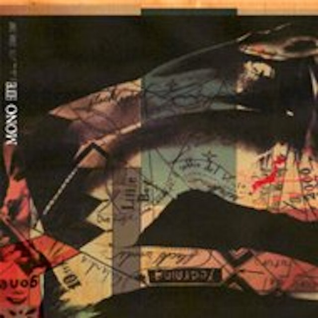 Mono GONE: COLLECTION OF EPS 2000-2007 CD
