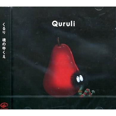 Quruli TAMASHII NO YUKUE CD
