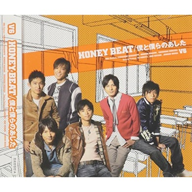 V6 HONEY BEAT CD