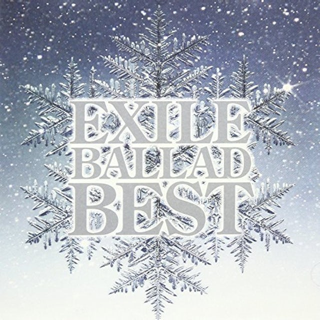 Exile BALLAD BEST CD