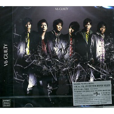 V6 GUILTY CD