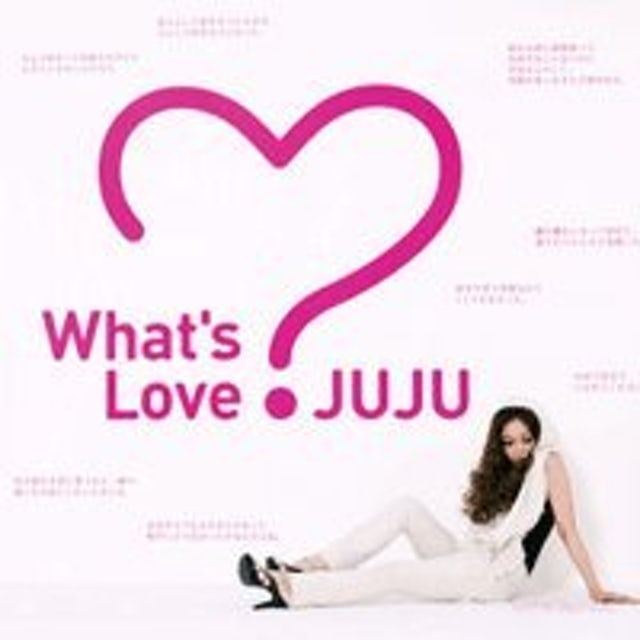 Juju WHATS LOVE CD