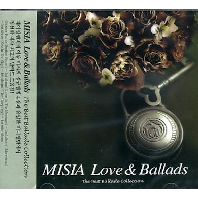 Misia LOVE & BALLADS CD
