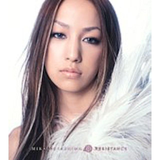 Mika Nakashima RESISTANCE CD