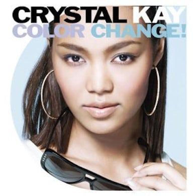 Crystal Kay COLOR CHANGE CD