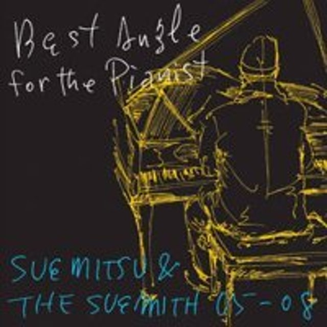 SUEMITSU & THE SUEMITH BEST ANGLE FOR THE PIANIST CD