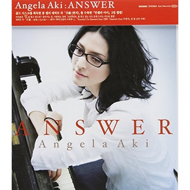 Angela Aki ANSWER CD