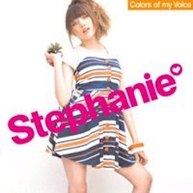 Stephanie COLORS OF MY VOCIE CD