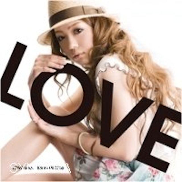 Kana Nishino LOVE ONE CD