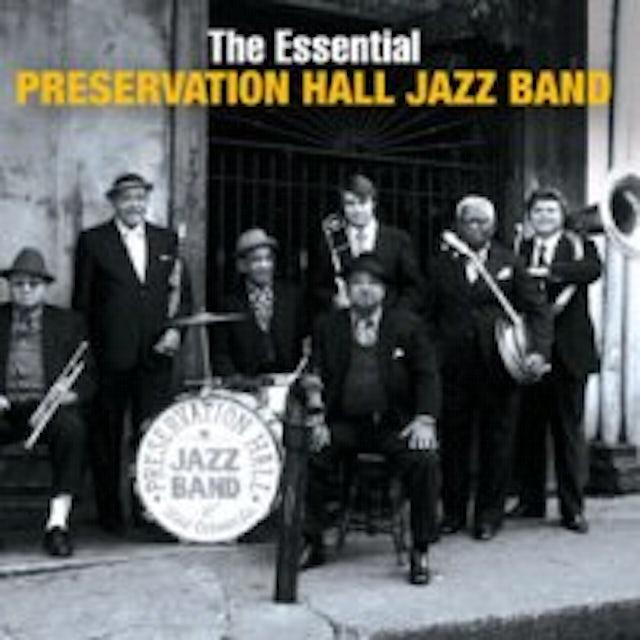 Preservation Hall Jazz Band ESSENTIAL CD