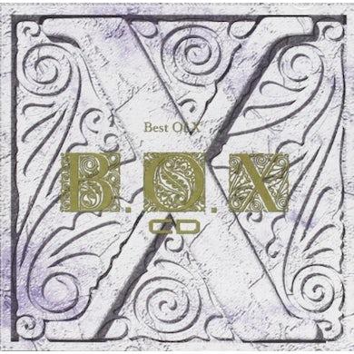 X Japan BEST OF X CD