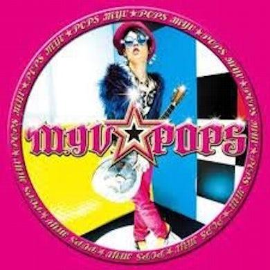 MIYAVI MYV POPS CD