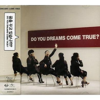 DO YOU DREAMS COME TRUE CD