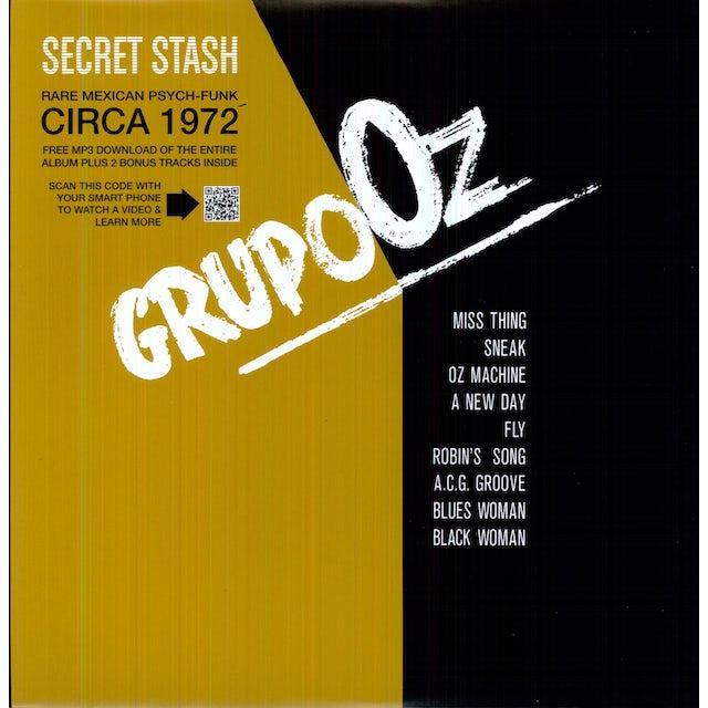 Grupo Oz MISS THING Vinyl Record