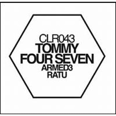 Tommy Four Seven ARMED 3 / RATU Vinyl Record