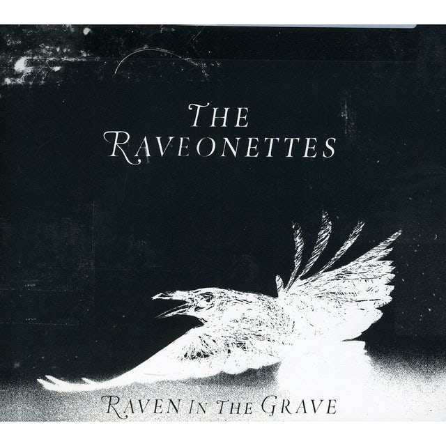 The Raveonettes RAVEN IN THE GRAVE CD