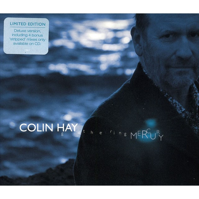 Colin Hay GATHERING MERCURY CD