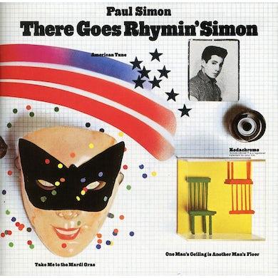 Paul Simon THERE GOES RHYMIN SIMON CD