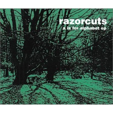 Razorcuts IS FOR ALPHABET CD