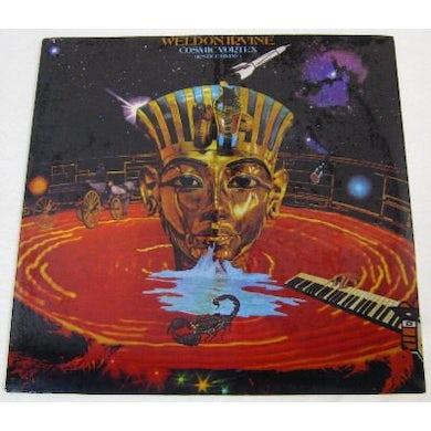 Weldon Irvine COSMIC VORTEX: JUSTICE DIVINE Vinyl Record