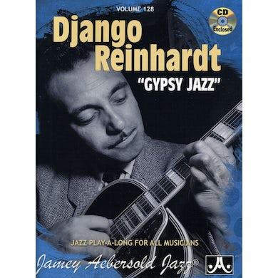 Jamey Aebersold DJANGO REINHARDT: GYPSY JAZZ 128 CD