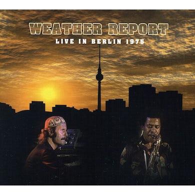 Weather Report LIVE IN BERLIN 1975 CD