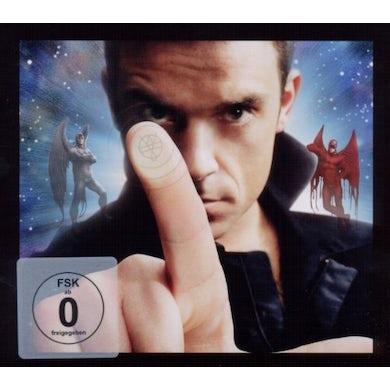 Robbie Williams INTENSIVE CARE CD