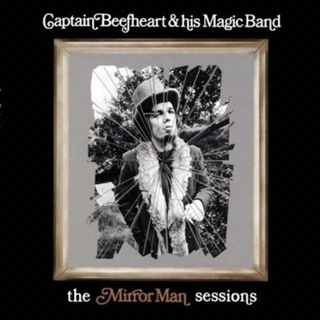 Captain Beefheart MIRRORMAN SESSIONS Vinyl Record