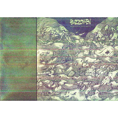 Buzzoven REVELATION: SICK AGAIN Vinyl Record