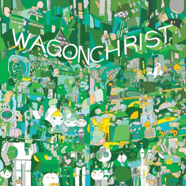 Wagon Christ TOOMORROW Vinyl Record