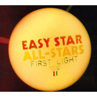 Easy Star All-Stars FIRST LIGHT CD