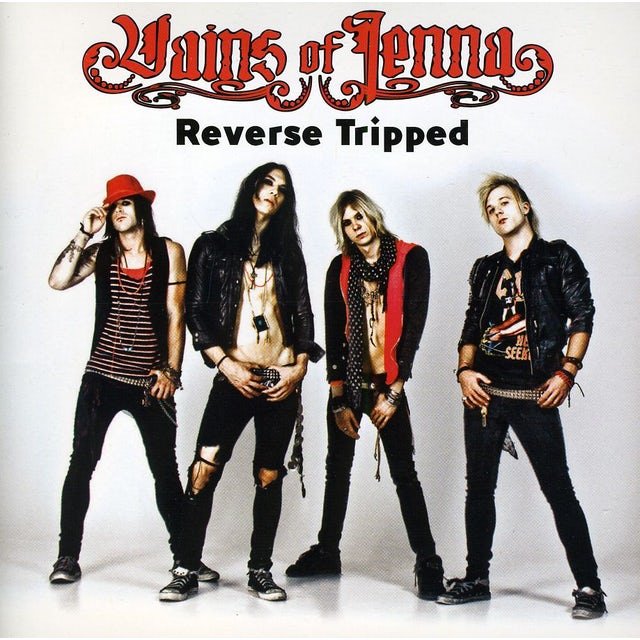 Vains Of Jenna REVERSE TRIPPED CD