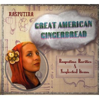 Rasputina AMERICAN GINGERBREAD CD