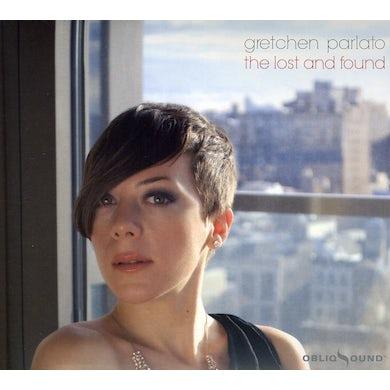 Gretchen Parlato LOST & FOUND CD