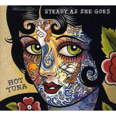 Hot Tuna STEADY AS SHE GOES CD