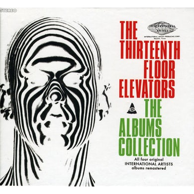 The 13th Floor Elevators ALBUMS COLLECTION CD