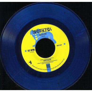 Mantronix BASSLINES 1 & 2 Vinyl Record
