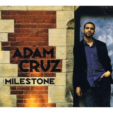 Adam Cruz MILESTONE CD