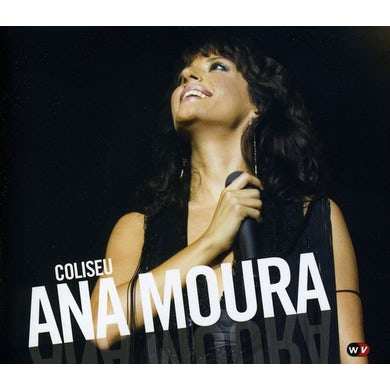 Ana Moura COLISEU CD