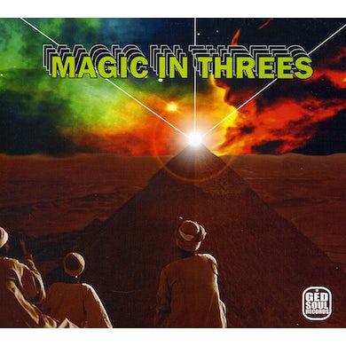 Magic In Threes CD
