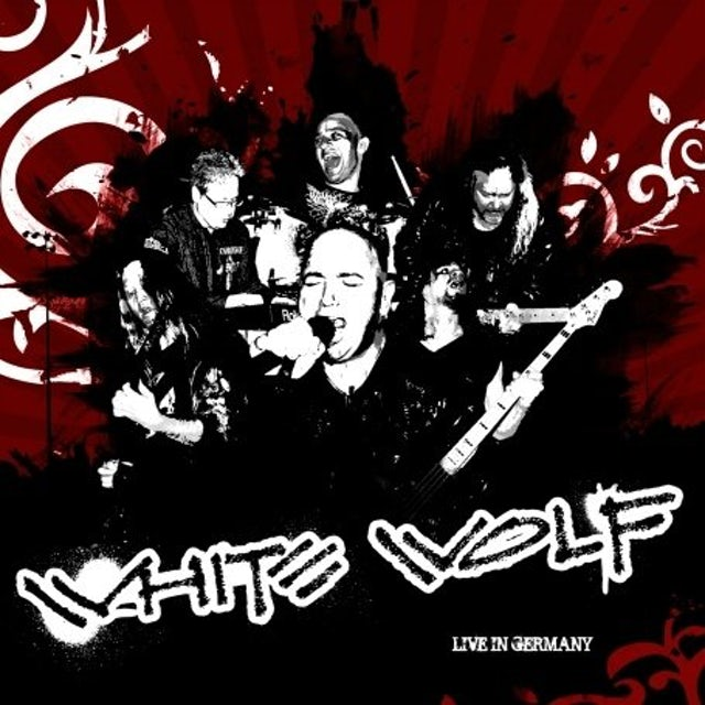 White Wolf LIVE IN GERMANY CD