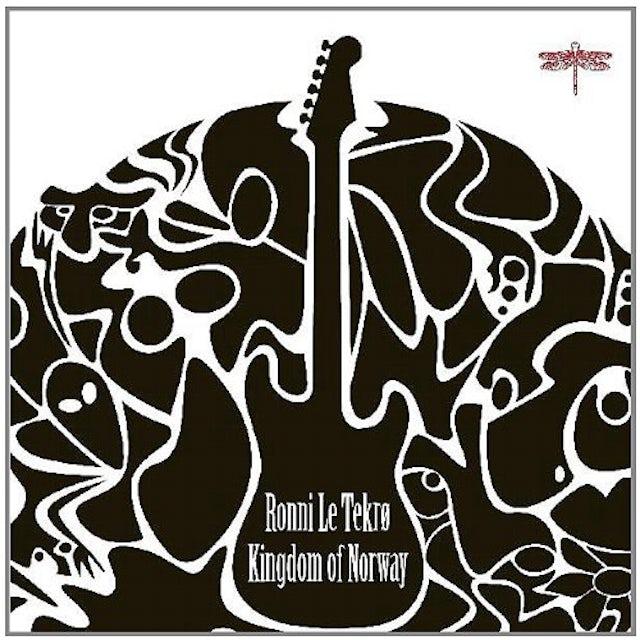 Ronni Le Tekro KINGDOM OF NORWAY CD