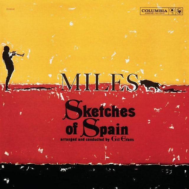 Miles Davis SKETCHES OF SPAIN (BONUS TRACK) Vinyl Record - 180 Gram Pressing