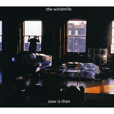 Windmills NOW IS THEN CD